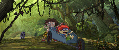 Rugrats Go Wild Photo 2 - Large