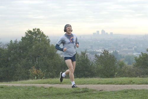 Run, Fat Boy, Run Photo 1 - Large