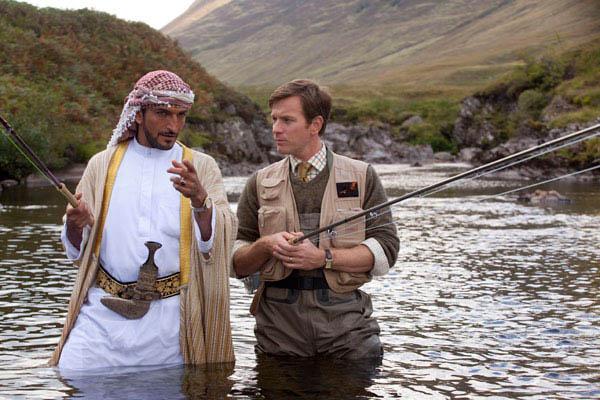 Salmon Fishing in the Yemen Photo 2 - Large