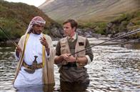 Salmon Fishing in the Yemen Photo 2