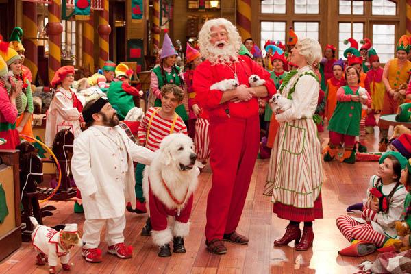 Santa Paws 2: The Santa Pups Photo 2 - Large