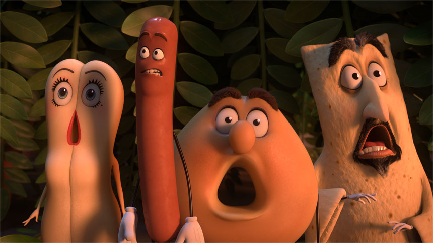 Sausage Party Photo 25 - Large