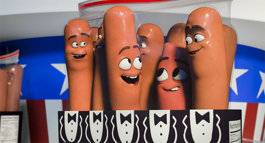 Sausage Party Photo 13 - Large