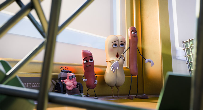 Sausage Party Photo 14 - Large