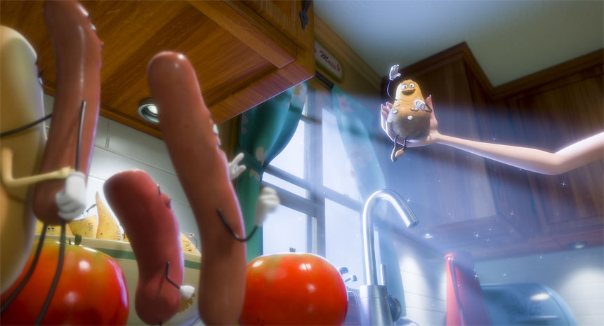 Sausage Party Photo 1 - Large
