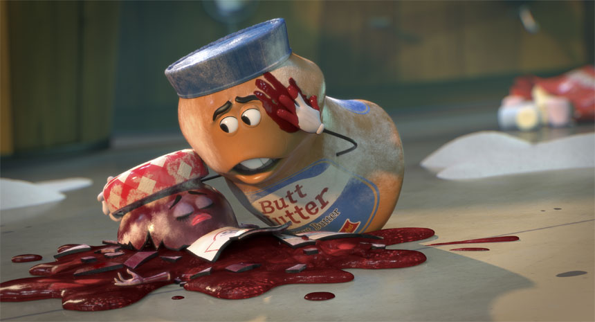 Sausage Party Photo 19 - Large
