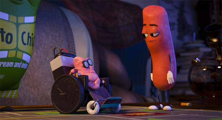 Sausage Party Photo 3 - Large