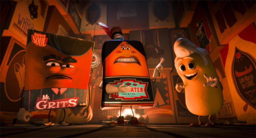 Sausage Party Photo 8 - Large