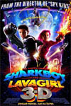 The Adventures of SharkBoy & LavaGirl in 3D Movie Poster