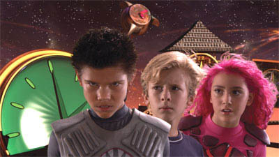 The Adventures of SharkBoy & LavaGirl in 3D Photo 1 - Large