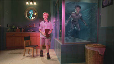 The Adventures of SharkBoy & LavaGirl in 3D Photo 2 - Large
