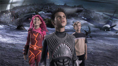 The Adventures of SharkBoy & LavaGirl in 3D Photo 3 - Large