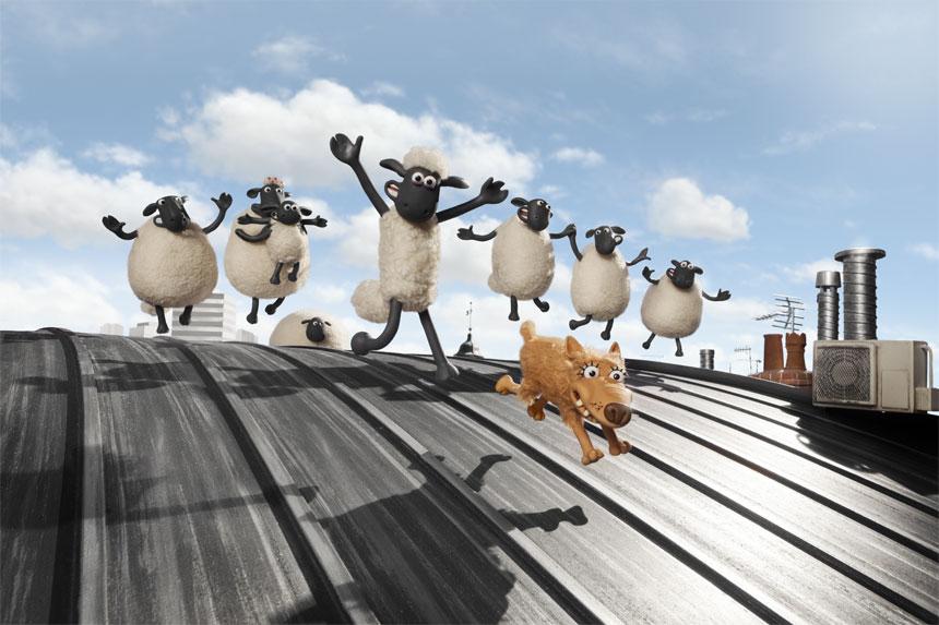 Shaun the Sheep Movie Photo 1 - Large