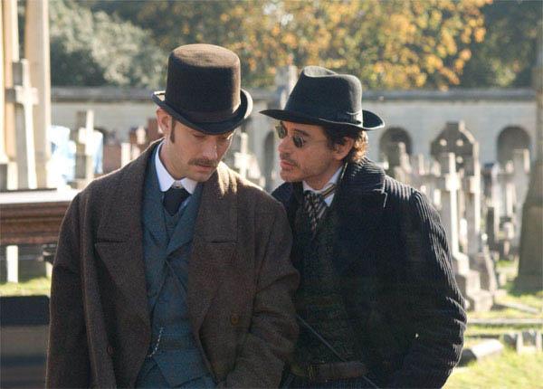 Sherlock Holmes Photo 46 - Large