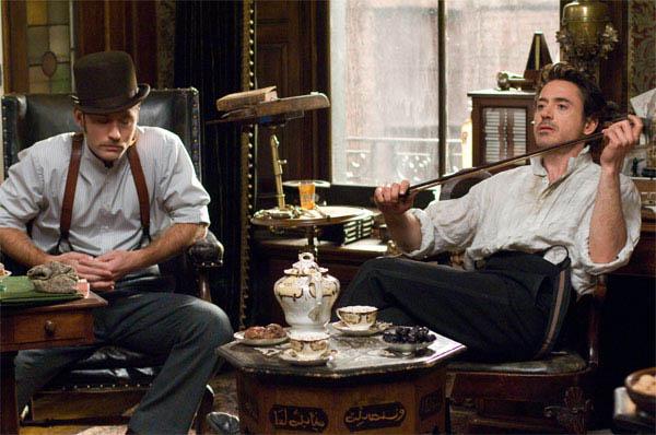 Sherlock Holmes Photo 32 - Large