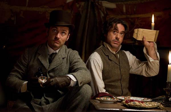 Sherlock Holmes: A Game of Shadows Photo 20 - Large