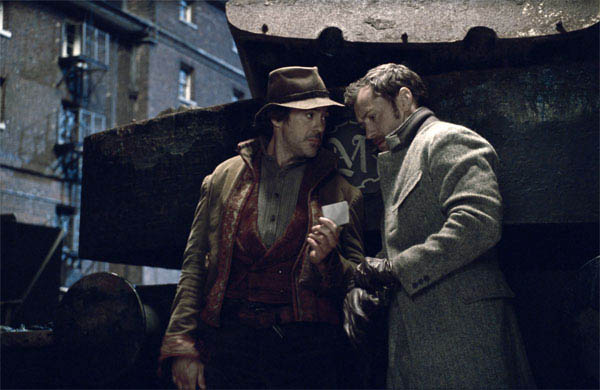 Sherlock Holmes: A Game of Shadows Photo 17 - Large