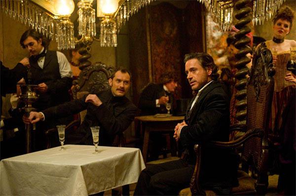 Sherlock Holmes: A Game of Shadows Photo 27 - Large