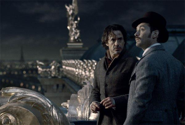 Sherlock Holmes: A Game of Shadows Photo 44 - Large