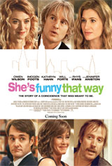 She's Funny That Way trailer