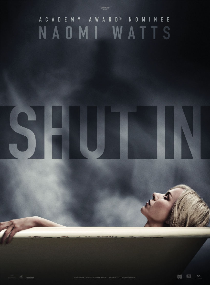 Shut In Large Poster