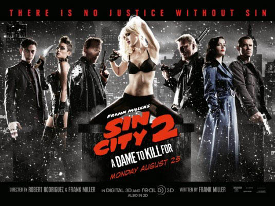 Frank Miller's Sin City: A Dame to Kill For Photo 4 - Large