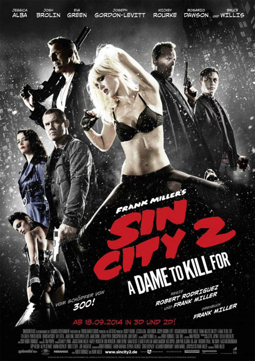 Frank Miller's Sin City: A Dame to Kill For Photo 7 - Large