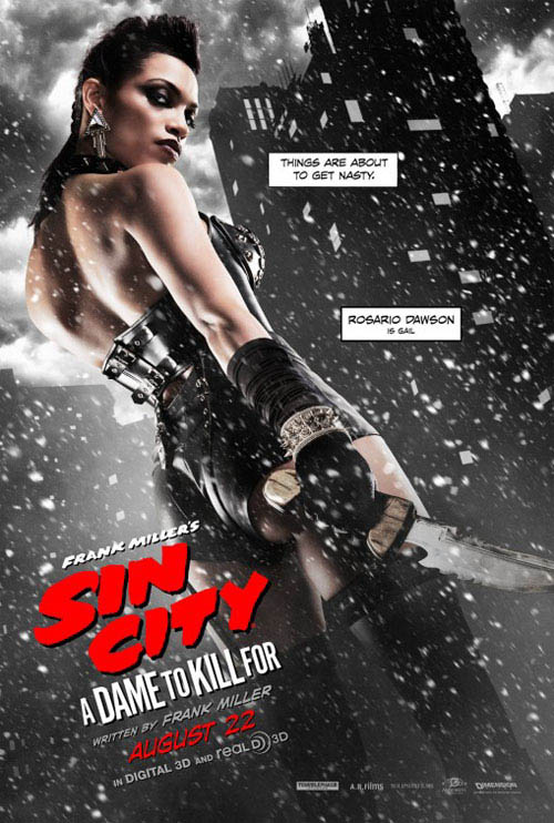 Frank Miller's Sin City: A Dame to Kill For Photo 14 - Large