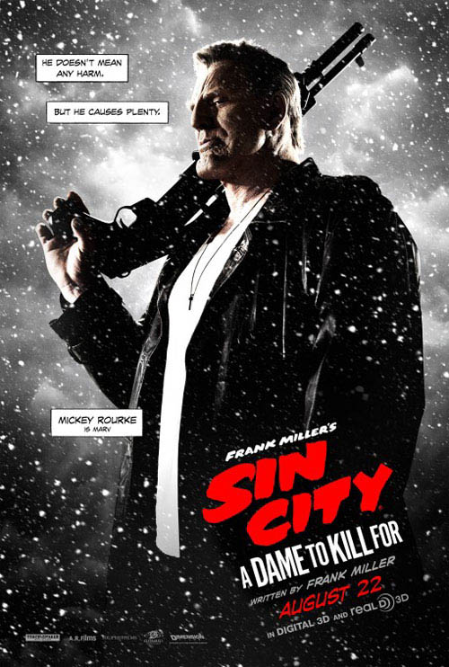 Frank Miller's Sin City: A Dame to Kill For Photo 15 - Large