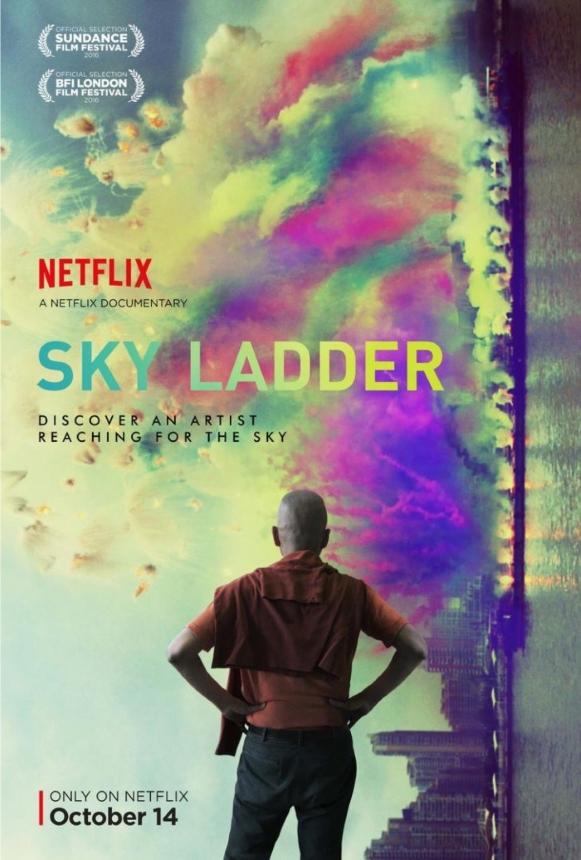 Sky Ladder: The Art of Cai Guo-Qiang (Netflix) Photo 1 - Large