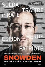Snowden (v.f.) Poster