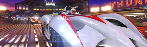 Speed Racer Photo 1 - Large