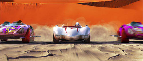 Speed Racer Photo 21 - Large