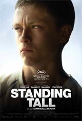 Standing Tall (La Tête Haute) Movie Poster
