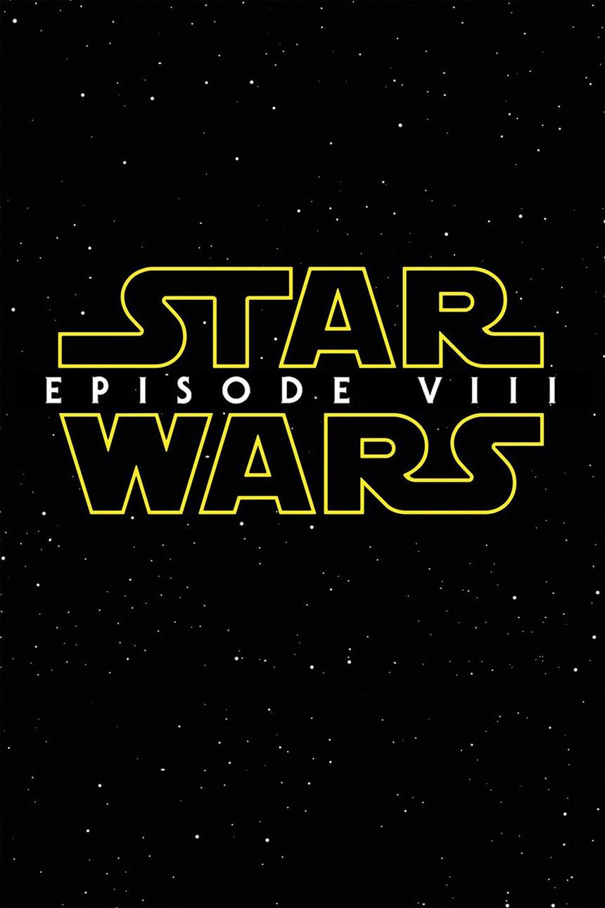 Star Wars: Episode VIII Large Poster