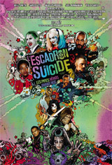 L'escadron suicide Poster