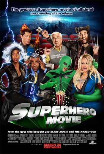 Superhero Movie Photo 2 - Large