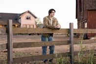 BRANDON ROUTH portrays Clark Kent, who was born Kal-El on the planet Krypton and raised on the Kent Farm by his adoptive Earth parents, in Warner Bros. Pictures' and Legendary Pictures' action adventure Superman Returns.