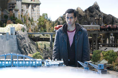 KAL PENN appears as Lex Luthor's technical whiz Stanford in Warner Bros. Pictures' and Legendary Pictures' action adventure Superman Returns.
