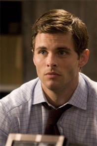 JAMES MARSDEN portrays Perry White's nephew and Lois Lane's fiancé Richard White in Warner Bros. Pictures' and Legendary Pictures' action adventure Superman Returns.