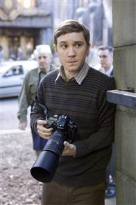 SAM HUNTINGTON plays cub photographer Jimmy Olsen in Warner Bros. Pictures' and Legendary Pictures' action adventure Superman Returns.