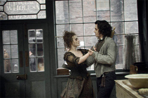 Sweeney Todd: The Demon Barber of Fleet Street Photo 15 - Large