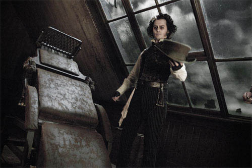 Sweeney Todd: The Demon Barber of Fleet Street Photo 13 - Large