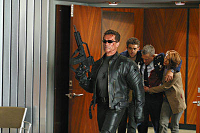 Terminator 3: Rise Of The Machines Photo 18 - Large