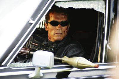 Terminator 3: Rise Of The Machines Photo 15 - Large