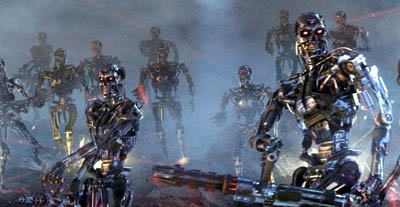 Terminator 3: Rise Of The Machines Photo 1 - Large