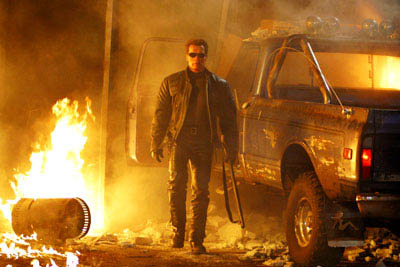 Terminator 3: Rise Of The Machines Photo 6 - Large