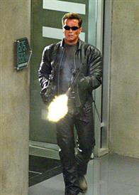 Terminator 3: Rise Of The Machines Photo 24