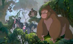 Tarzan (1999) Photo 1 - Large