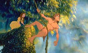 Tarzan (1999) Photo 2 - Large